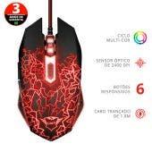 Mouse Trust Gamer Izza GXT 105 21683