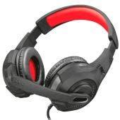 Headset Trust Gamer GXT 307 Dobrável e Ajustável 22450i