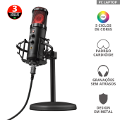 Microfone Trust GXT 256 Streaming 23510i