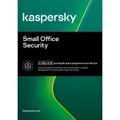 Kaspersky Small Office Security 25 user 3y. ESD KL4541KDPTS