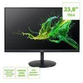 Monitor Acer 23,8 CB242Y IPS FHD 75Hz DP/VGA/HDMI