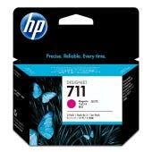 Cartucho de tinta HP 711 Magenta PLUK 29ml (3 unid) CZ135AB [0]