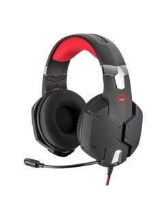 Headset Trust Gamer GXT 322 Carus Black 20408