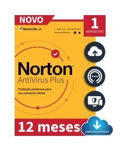 Norton 360 Antivirus Plus 1 Device 12 meses - ESD 21405568