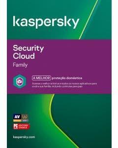 Kaspersky Security Cloud Family 10 dev 1year ESD KL1925KDKFS