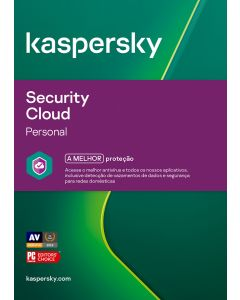 Kaspersky Security Cloud Personal 5 dev 1y ESD KL1923KDEFS