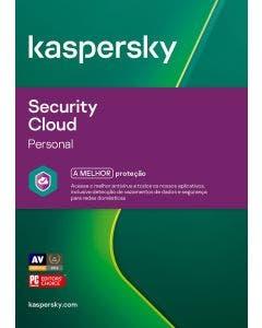 Kaspersky Security Cloud Personal 5 dev 3y ESD KL1923KDETS