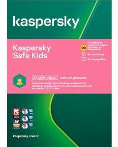 Kaspersky Safe Kids 1 usuário 1 ano BR ESD KL1962KDAFS