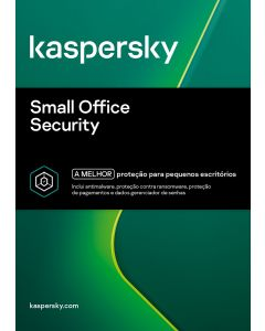 Kaspersky Small Office Security 15 user 2y. ESD KL4541KDMDS