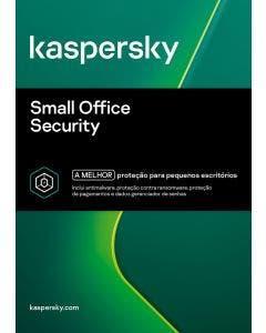 Kaspersky Small Office Security 10 user 2y. ESD KL4541KDKDS