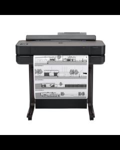 "Impressora Plotter HP DesignJet T650 24"" 5HB08A#B1K"
