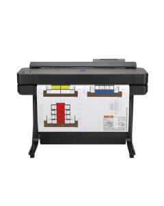"Impressora Plotter HP DesignJet T650 36"" 5HB10A#B1K"