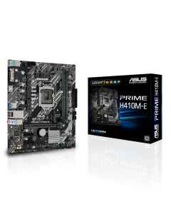 Placa Mae Asus PRIME H410M-E Intel 1200 10Ger mATX
