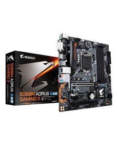 Placa Mae Gigabyte B360M Aorus Gaming Intel 8/9Ger DDR4 mATX [0]