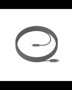 Cabo Logitech Strong 10M USB 3,1 VC 939-001799-R