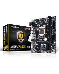 Placa Mãe Gigabyte GA-H110M-M.2 1151/DDR4/mATX/HDMI