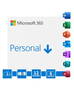 Software Microsoft 365 Personal ESD QQ2-00008  IS