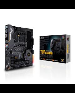 Placa Mae Asus TUF Gaming X570-PLUS AMD AM4 DDR4 ATX