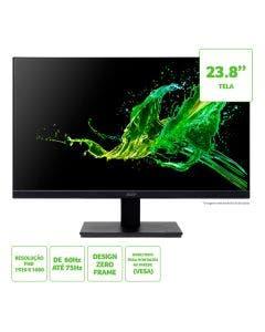"Monitor Acer 23.8"" V247Y bi FHD 75Hz VGA + HDMI UM.QV7AA.007 [0]"