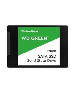 SSD Western Digital WDS120G2G0A Green 120GB SATA III 2.5'
